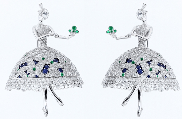 The Story of Van Cleef & Arpels' Ballerinas