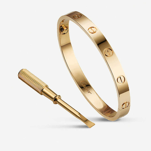 "Cartier's ""The Love"" Collection"