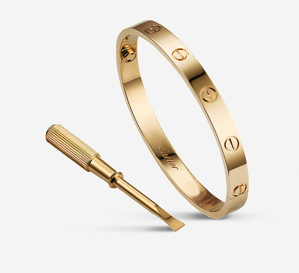 """Cartier's """"The Love"""" Collection"""