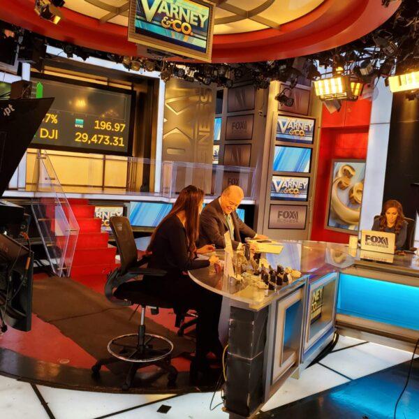 Varney & Co: GSI's Debbie Azar's Interview On Fox Business Network