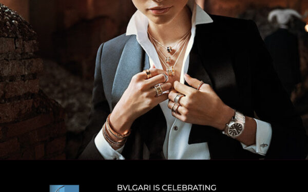 Bvlgari Celebrates its Edgy 'Glam Rebel' Collection + the Latest B.ZERO1 Styles