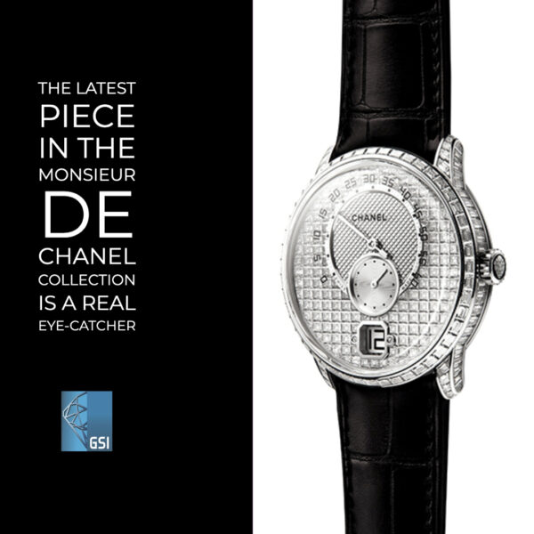 The Monsieur de Chanel Collection