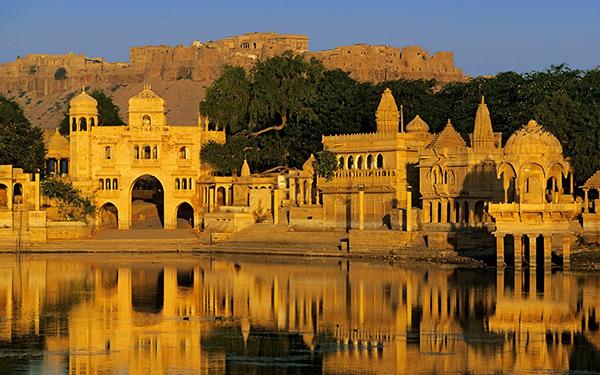 Golden City of Jaisalmer 600