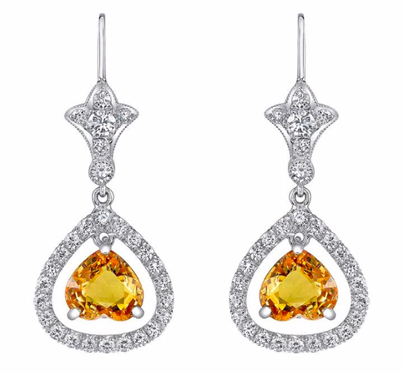 Stone of the Moment: The Yellow Sapphire