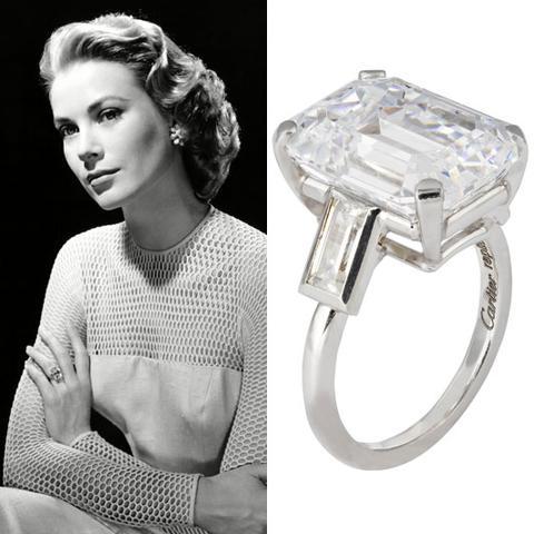 Grace Kelly Engagement Ring large