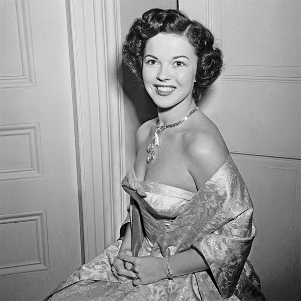 Shirley Temple Harry Winston