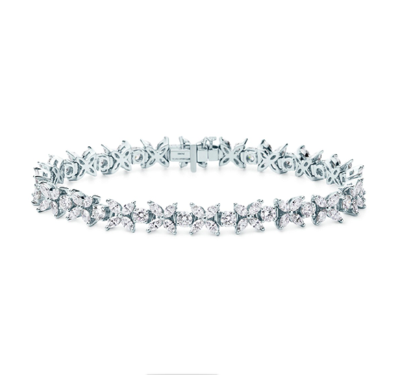 Tiffany Tennis Bracelet