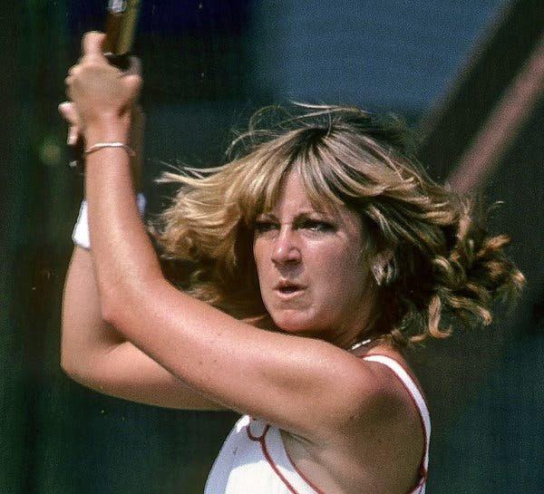 chrisevert Tennis