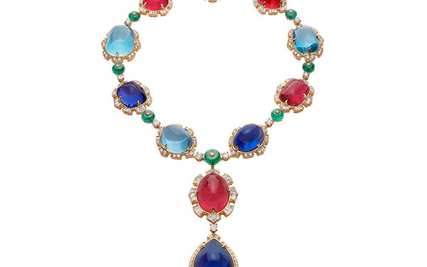 Bright Side: How to Rock the Colored-Gemstone Trend