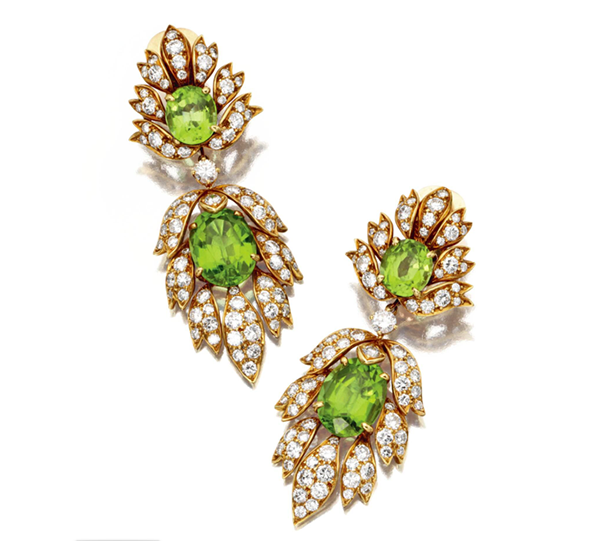 The Allure of August's Peridot