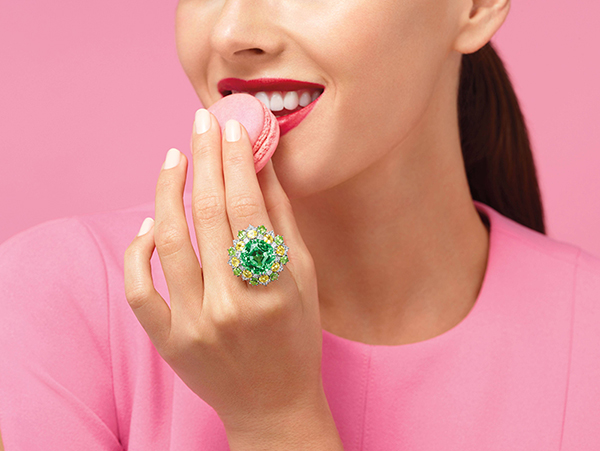 Harry Winston Candy