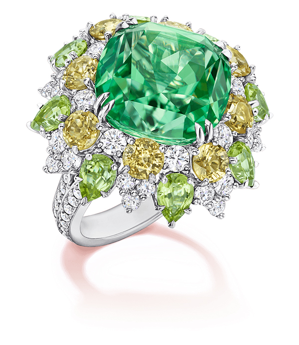 Harry Winston Peridot