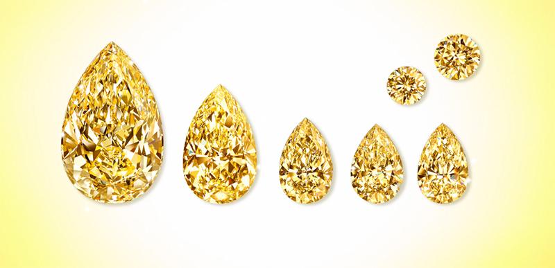 Graff Yellow Diamonds