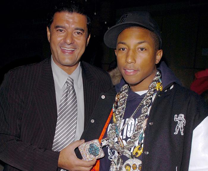 Jacob the Jeweler Pharrell Williams