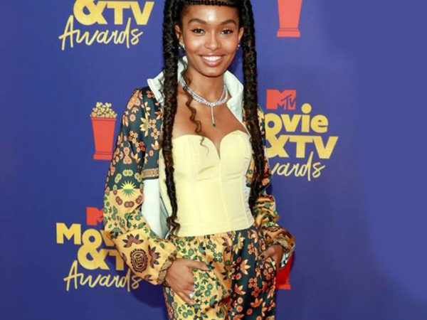 MTV Movie Awards 2021 Red Carpet: Standout Jewelry Looks