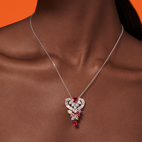Harry Winston Presents a New Love-Inspired Collection