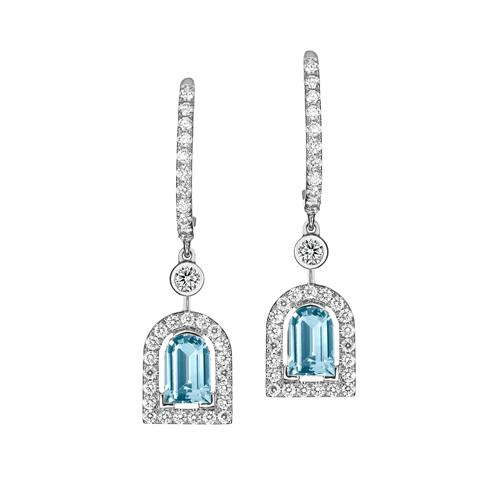 """Fall Wedding? Make These Beautiful Pieces Your """"Something Blue"""""""